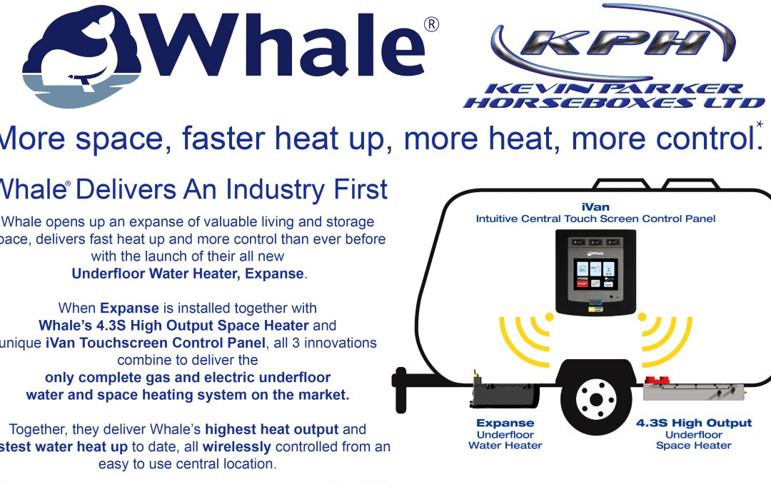 Horsebox wireless control technology