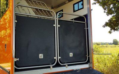 Horsebox – aluminium