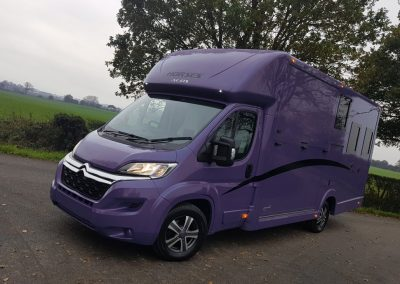 Aeos 4.5 Weekender in purple