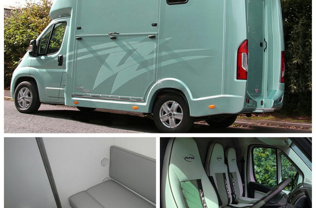 Introducing the all new Aeos Solo 3.5 tonne horsebox