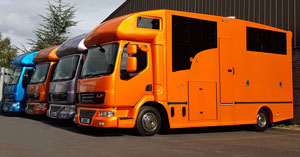 KPH horseboxes, it's what we do!