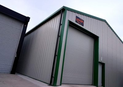 KPH New fabrication workshop building