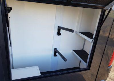 Aeos Compact 3.5 tack box