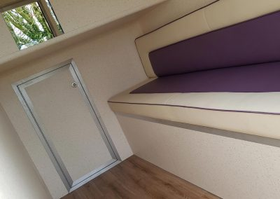 Aeos Hybrid 4.5 - living area