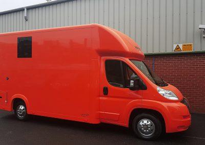 Aeos QV ST4.5 Orange