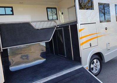 Coat-X protective coating in KPH horsebox