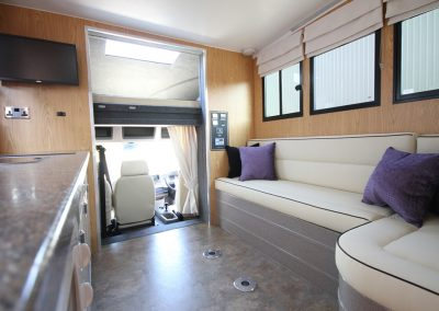 Helios HGV - living area