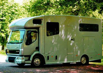 KPH Helios 7.5 horsebox