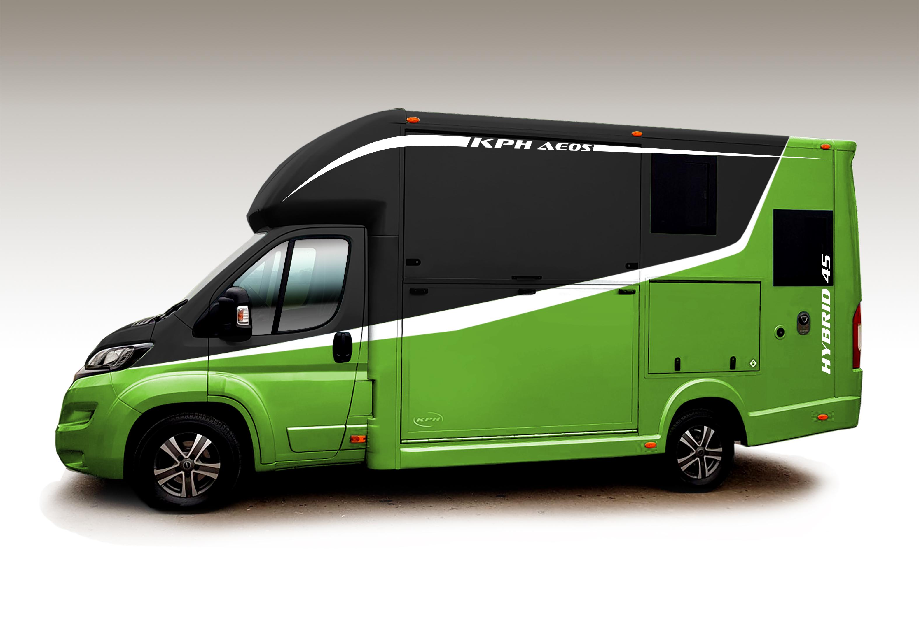 KPH Aeos Hybrid 2020 Green