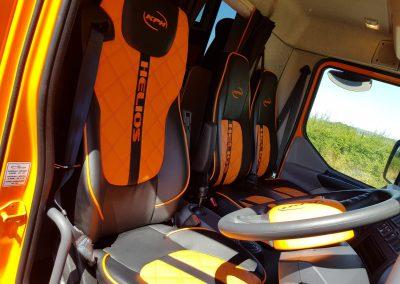 KPH Helios - Orange Cab
