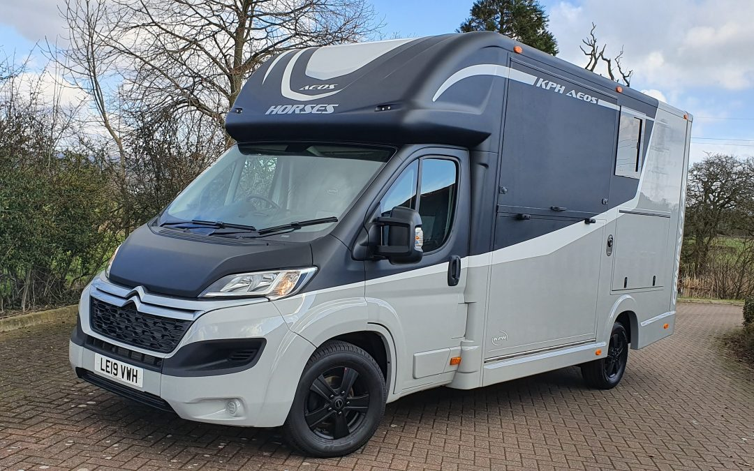 KPH Aeos Compact 4.5 on Citroen Relay